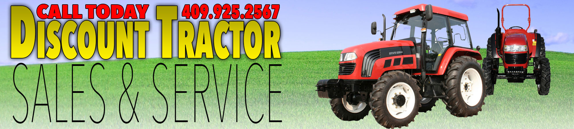 Discount Tractor Parts and Tractor Sales