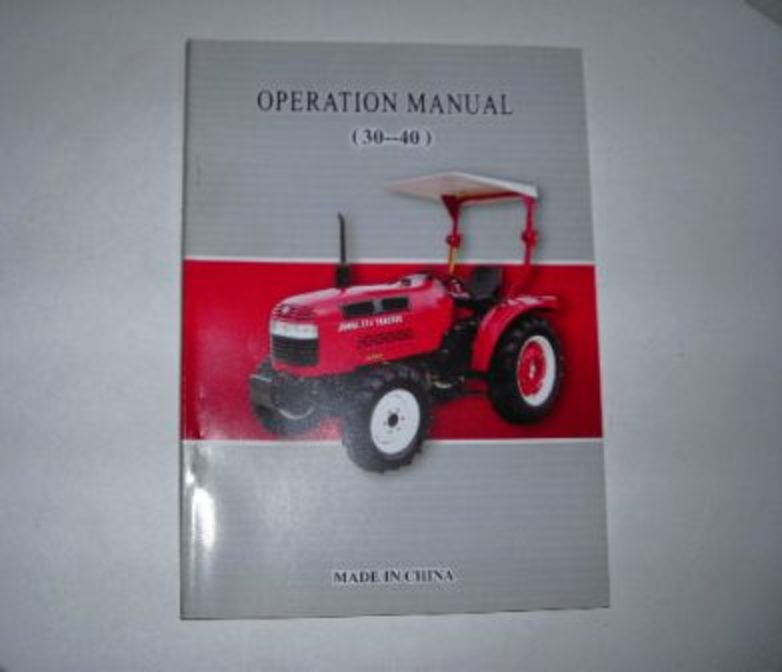 Download Jinma Tractor Manual Jinma Tractor Manuals